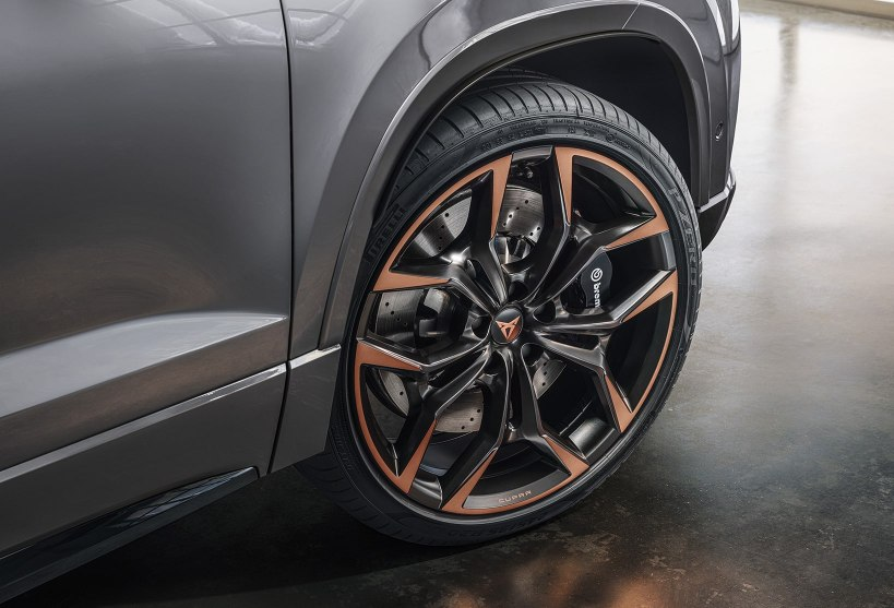 CUPRA Ateca Limited Edition - Alloy wheels